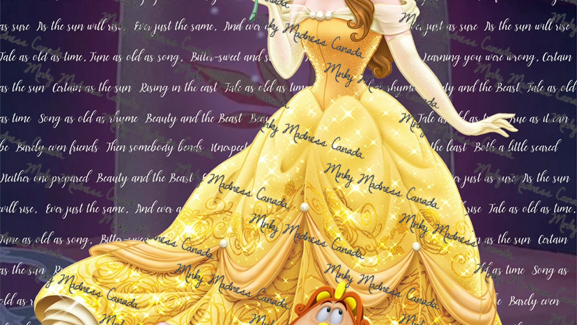 Pre-Order - Exclusive - Tale as Old as Time