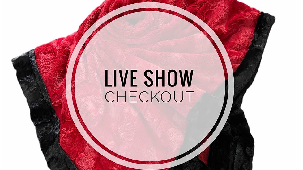 LIVE SHOW CHECKOUT FORM