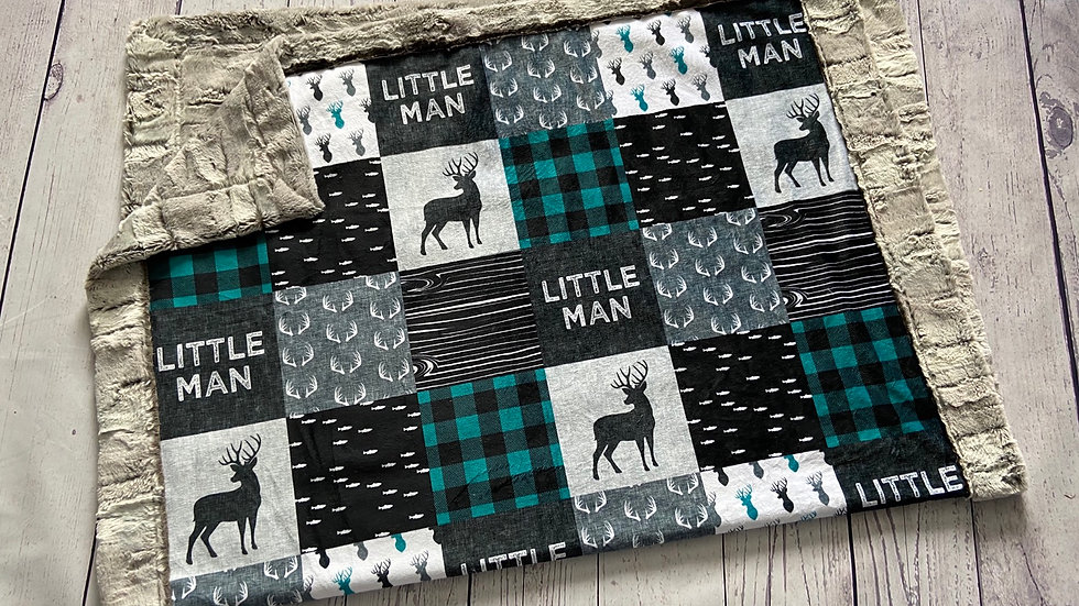 RTS - Little Man - Silver Fox
