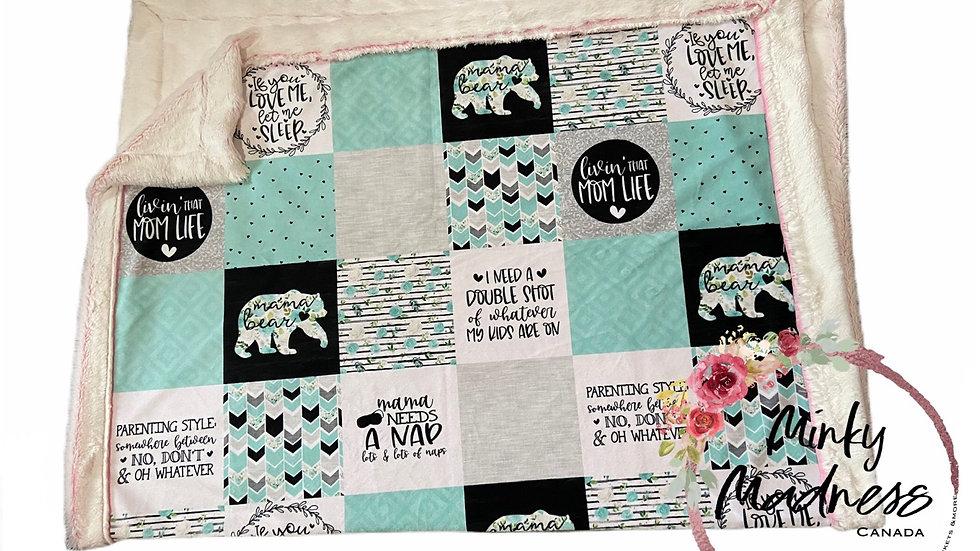 Mama Bear | Nap Mint