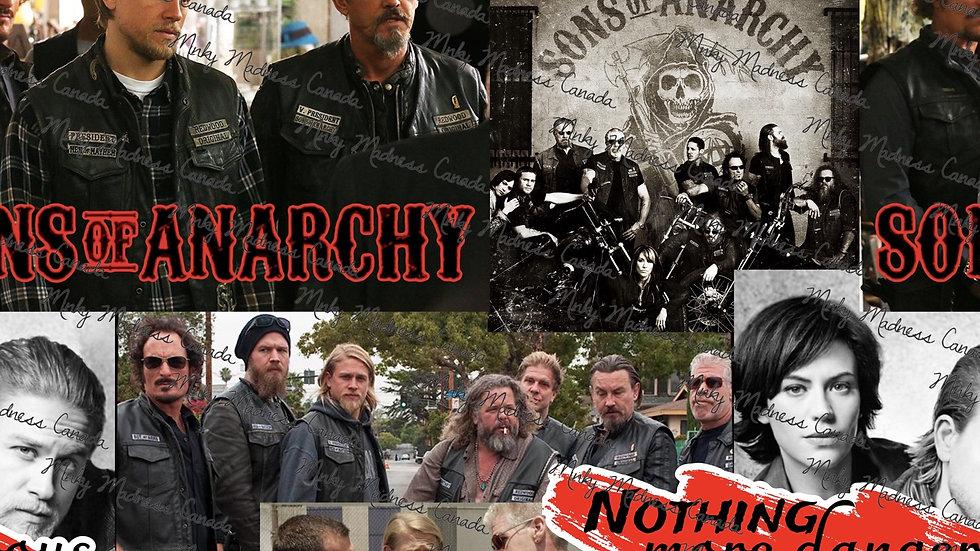 Pre-Order - Exclusive - Anarchy