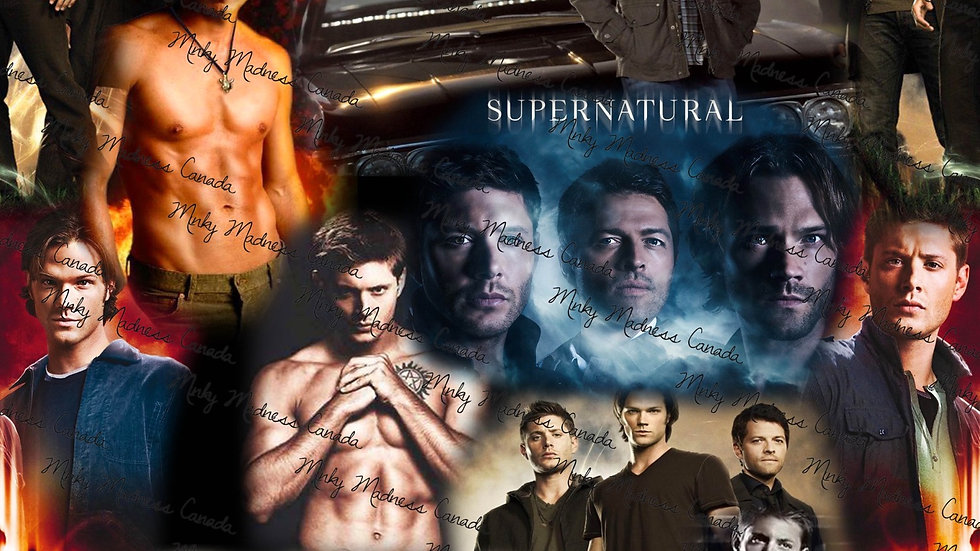 Pre-Order - Supernatural