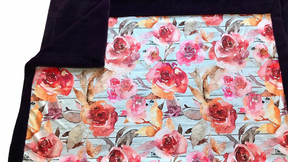 Pre-Order ~ Autumn Watercolour Floral