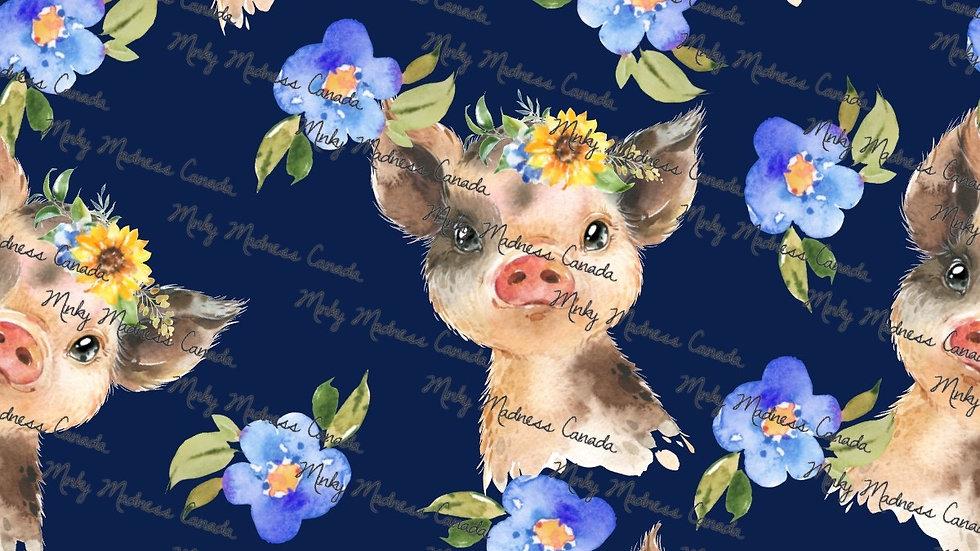 Pre-Order - Floral Piggies