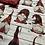 Thumbnail: Pre-Order ~ Gnomes   Red Buffalo Plaid on Shiplap
