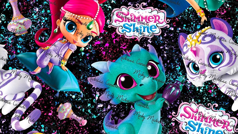 Pre-Order - Shimmer & Shine
