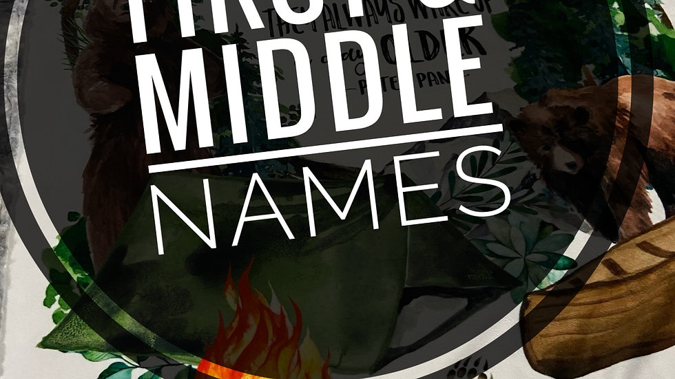 FIRST & MIDDLE NAME