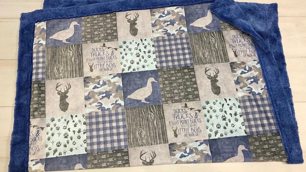 Ducks and Trucks | Blue