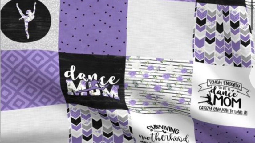 Pre-Order ~ Dance Mom | Grape