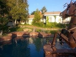 Horse property California