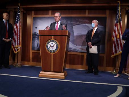 Senate Democrats Block GOP Police Reform Bill