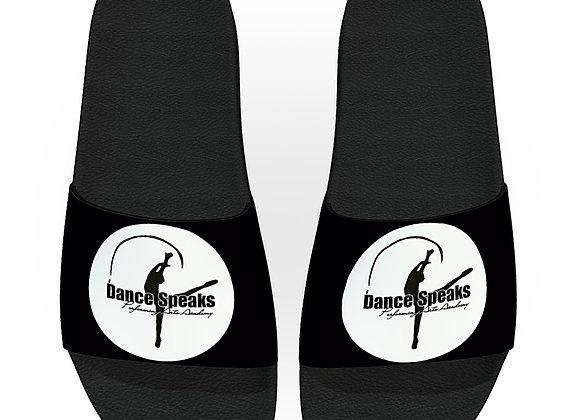 Dance Speaks Logo Slides