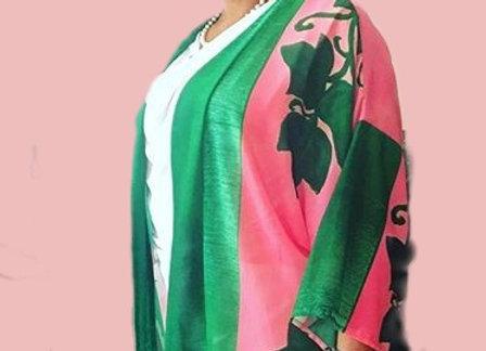 Pretty Vine Kimono