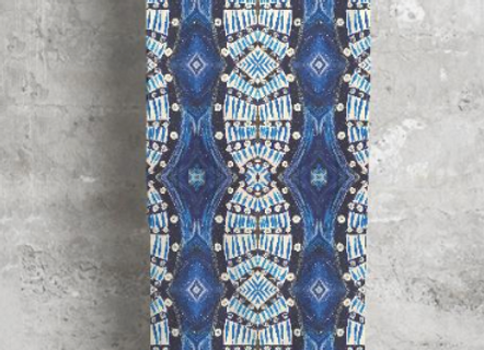 Regal Blue Modal Scarf