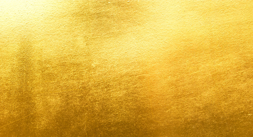 Shiny yellow leaf gold metall texture ba