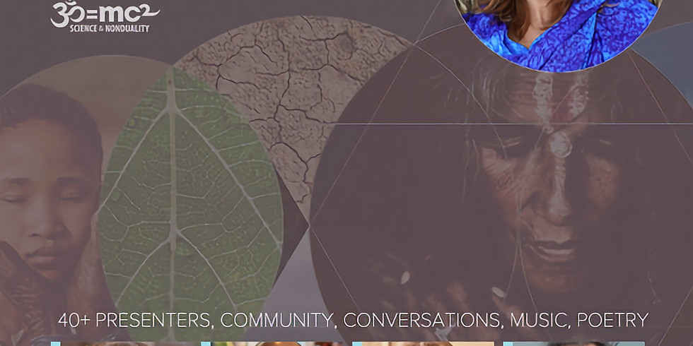 Dying & Living: a 5-day LIVE, immersive, online experience.