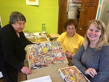 Kathleen's puzzle corner.jpg