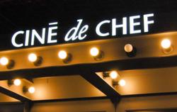 CINE de CHEF