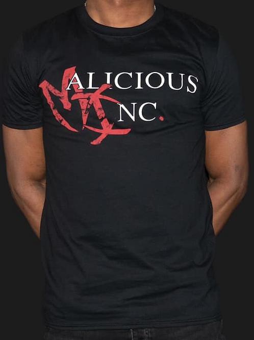 Malicious Inc Logo Tee