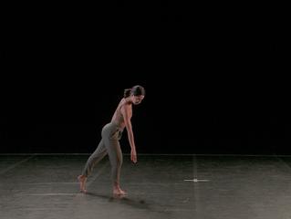 Composition examens nationaux de danse contemporaine (Report)