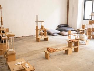 Exposition chez smarin, Musique pour sculptures creuses