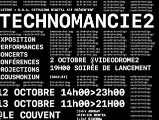 'Boxing' au Festival Technomancie2