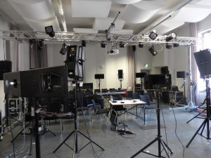 Masterclass Jonty Harrison @ SeaM Workshop Studio (Weimar, Allemagne)