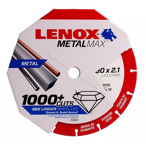 """דיסק יהלום לחיתוך מתכת 230 מ""""מלנוקס"""