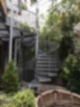 staircase handrail welding