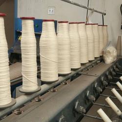 Onto whites! #whiteyarn #yarn #fibermill