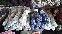 Our newest bulky yarns! #yarn #bulkyyarn