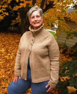 Apple Cider Sweater