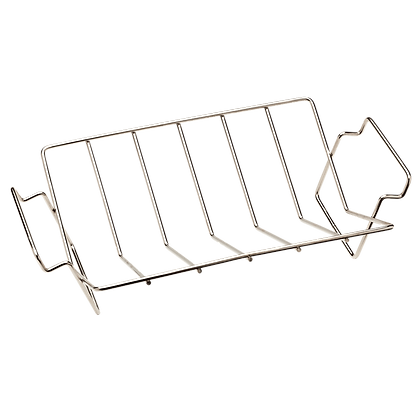 Char-Broil Stainless Steel Roast and Rib Rack