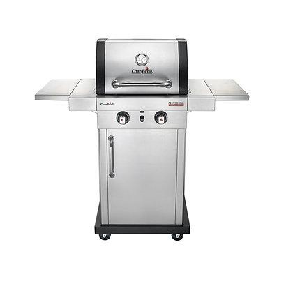 Char-Broil 2b Professional IR 2000 S/Steel BBQ