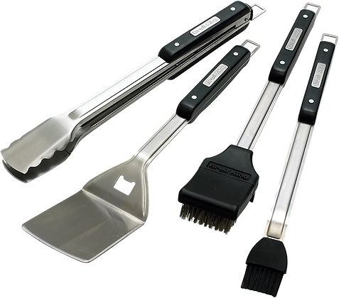 Broil King Professional 4pc Stainless Steel Tool Set