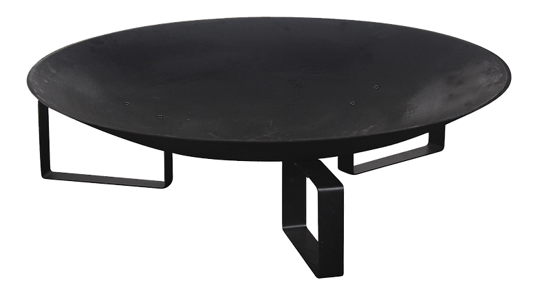 Charmate Cast Iron Fire Pit With Steel Legs