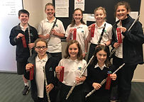 2018 Warrnambool College Flute Ensemble