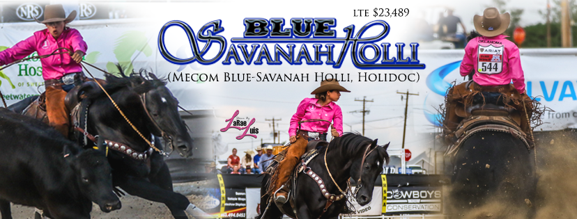Blue Savanah Holli