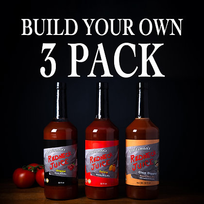 Build Your Own Three-Pack - 3 x 32oz