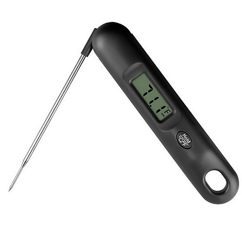 Instant Read Digital Thermometer for Water or Milk