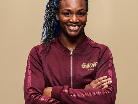 Claressa Shields Is The BWAA's 2018 Female Fighter of the Year