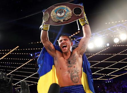 Vasiliy Lomachenko Remains The BWAA's Pound-For-Pound King