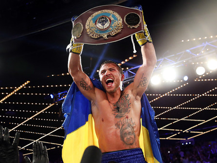 Vasiliy Lomachenko Rules Again As The BWAA's Pound-For-Pound King