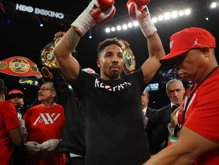 Andre Ward Tops BWAA's Inaugural Top-10 Pound-For-Pound List