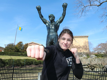 Katie Taylor Closes A Big 2019 As the BWAA Women's Pound-For-Pound No. 1