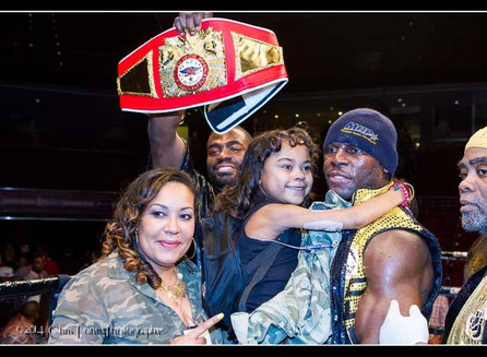 STEVE & LIVVY CUNNINGHAM BWAA MOST COURAGEOUS; MATTHYSSE-MOLINA BWAA'S FIGHT OF THE YEAR