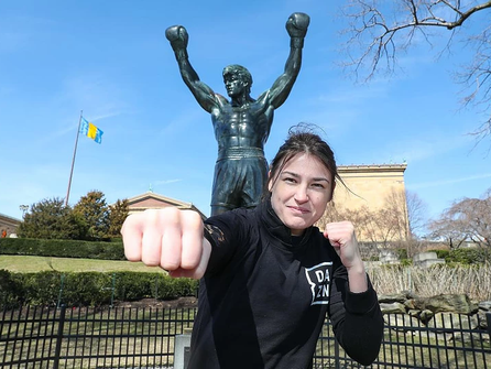 Katie Taylor reigns again as the BWAA's 2020 Female Fighter of the Fighter and No. 1 Pound-For-Pound