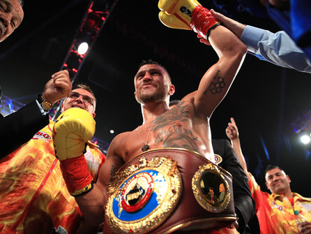 Vasiliy Lomachenko Just Edges Terence Crawford To Continue His Reign As The BWAA's Pound-For-Pound K