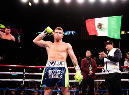Canelo Alvarez Reigns Again As The BWAA's Pound-For-Pound King