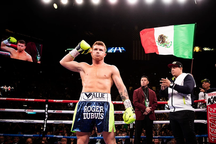 Canelo Alvarez Threepeats As The BWAA's Pound-For-Pound King